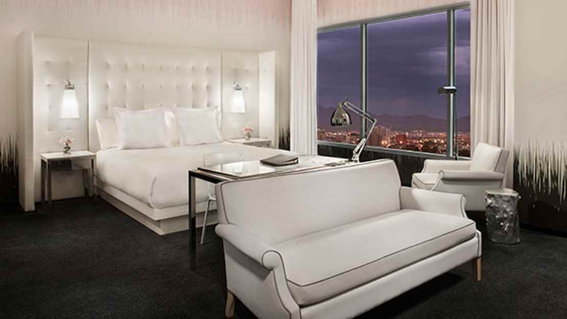 World Tower Room