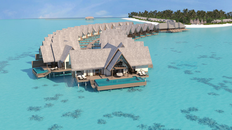 1/11  Heritance Aarah - Maldives