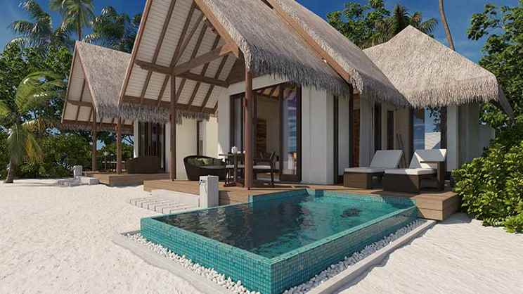 Family Pool Beach Villa