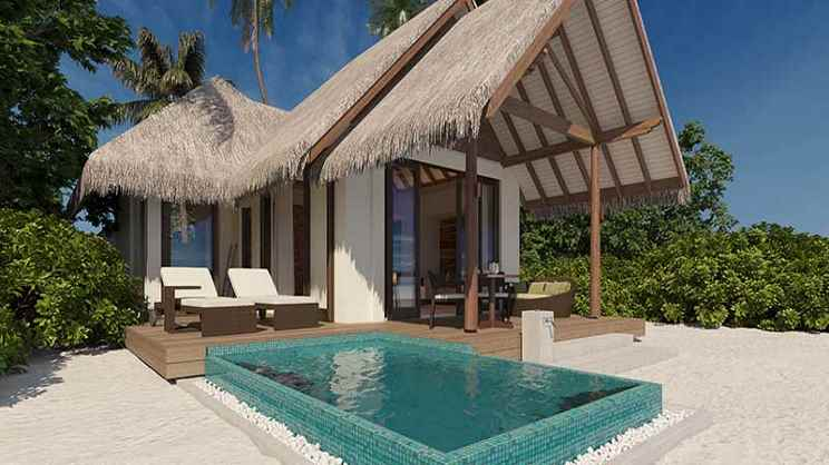 Pool Beach Villas