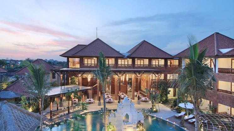 1/9  The Alantara Sanur - Bali