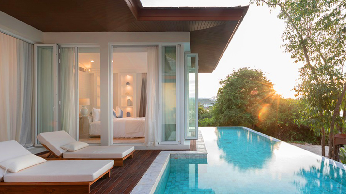 Fahn Noi Private Island Pool Villa