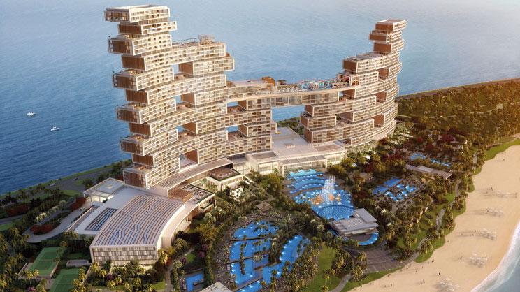 1/8  The Royal Atlantis Resort & Residences - Dubai