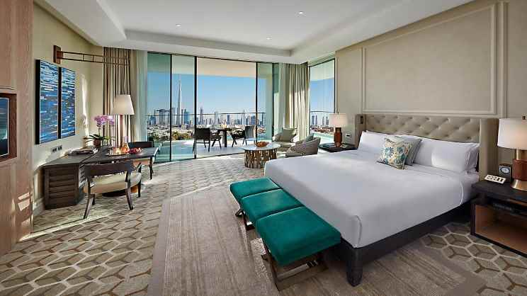 Mandarin Panoramic View Room
