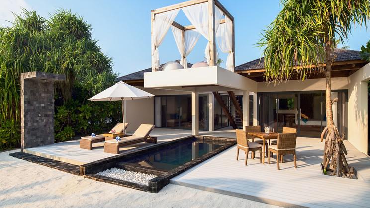 Beach Pool Suite