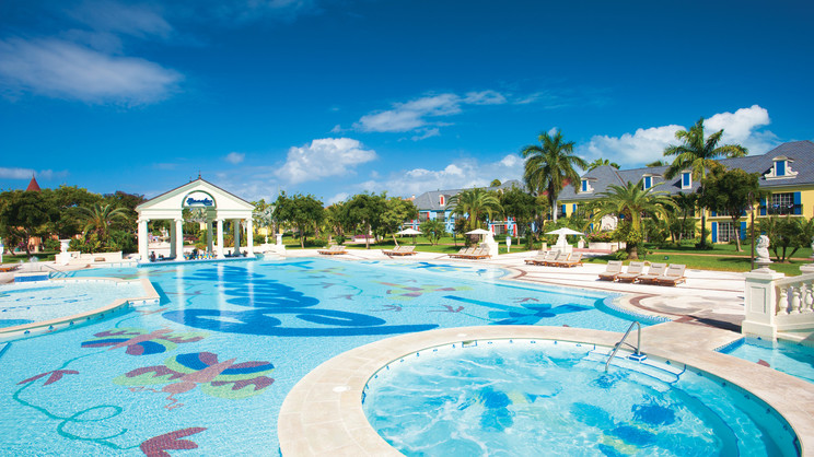 1/17  Beaches Turks & Caicos - Caribbean