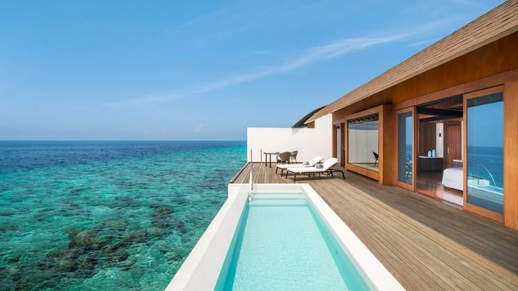 1/24   The Westin Maldives Miriandhoo Resort - Maldives