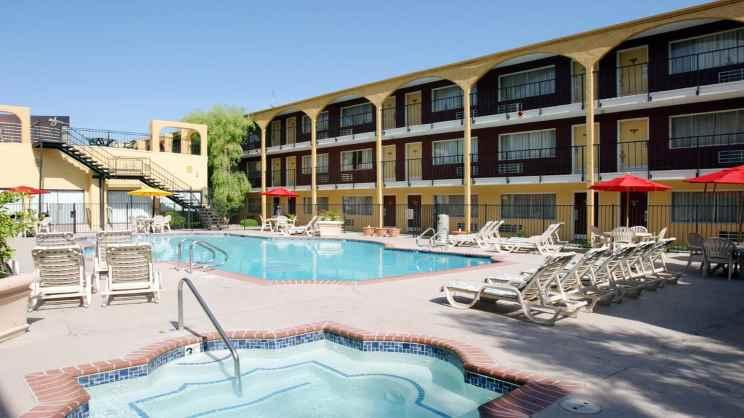 1/4  Mardi Gras Hotel and Casino - Las Vegas