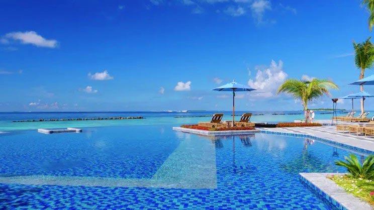 1/12  SAii Lagoon Maldives - Indian Ocean