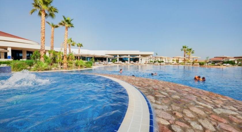 1/9  Jolie Ville Royal Peninsula Hotel & Resort - Egypt