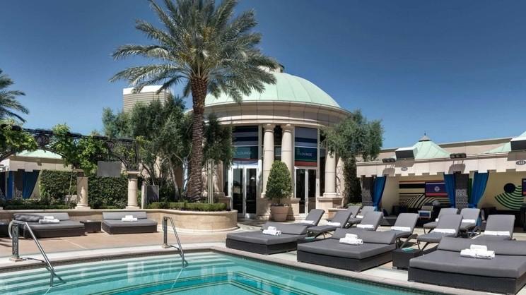 1/7  The Palazzo - Las Vegas
