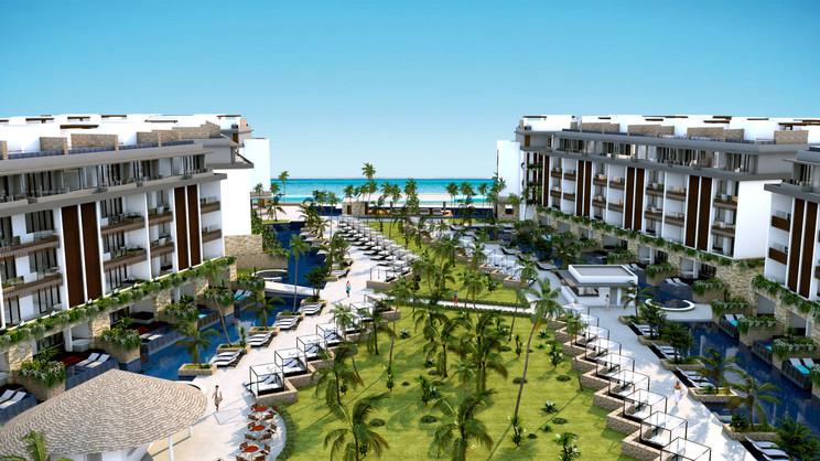 1/16  Majestic Elegance Playa Mujeres - Cancun