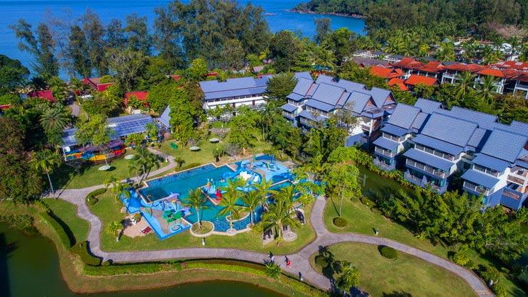 1/9  Khaolak Emerald Beach Resort & Spa - Thailand
