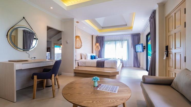 Beachfront Thai Villa