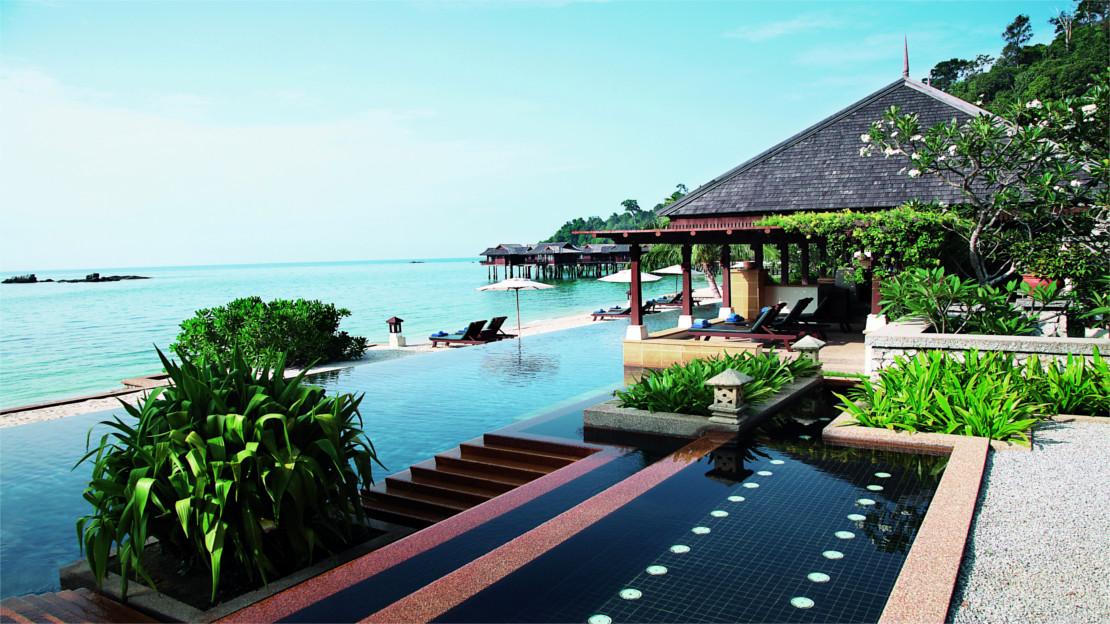1/16  Pangkor Laut Resort - Malaysia