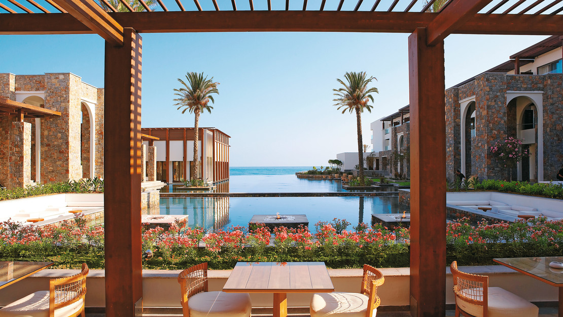 Amirandes Grecotel Resort - Crete, Greece