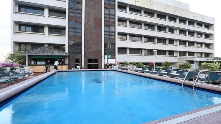 1/5  Asia Hotel - Bangkok
