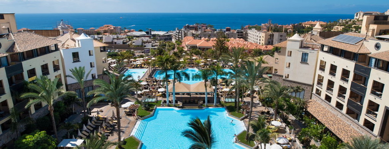 1/16  GF Gran Costa Adeje Hotel - Tenerife