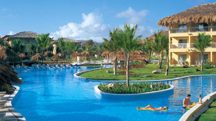 1/6  Dreams Punta Cana Resort and Spa - Dominican Republic