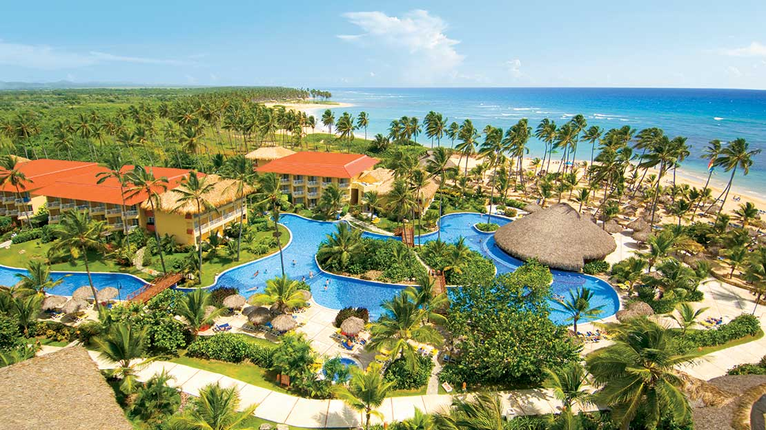 1/19  Dreams Punta Cana Resort and Spa - Dominican Republic
