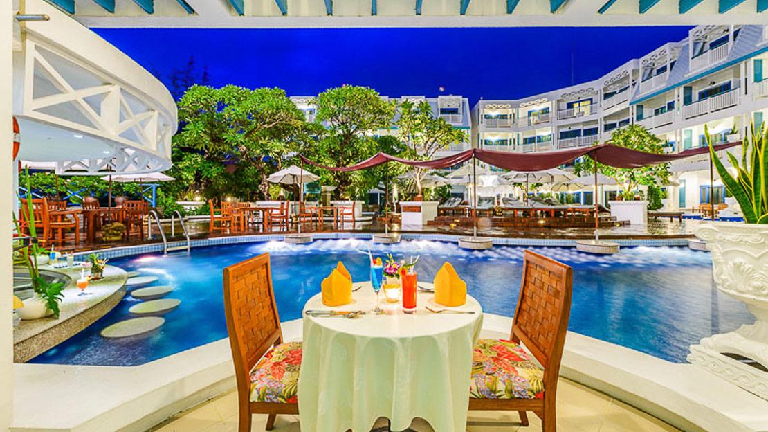 Andaman Seaview Hotel - Phuket, Thailand