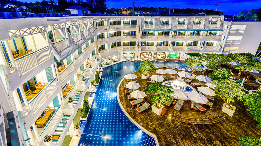 Rooms: Andaman Seaview Hotel, Phuket Holidays 2019/2020