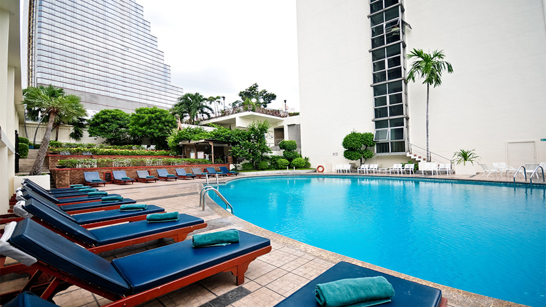 1/8  Narai Hotel - Bangkok