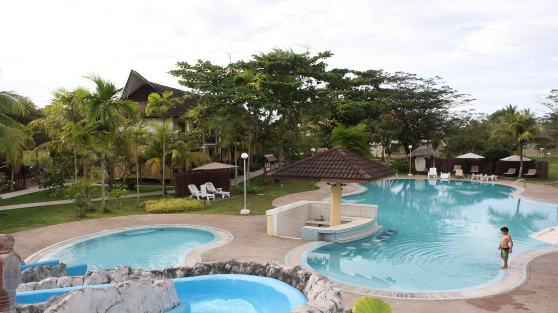 Beringgis Beach Resort and Spa
