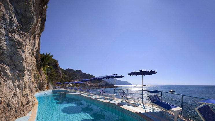 1/7  Miramalfi Hotel - Italy