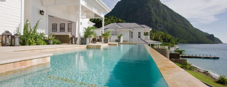 1/16  Sugar Beach A Viceroy Resort - St Lucia