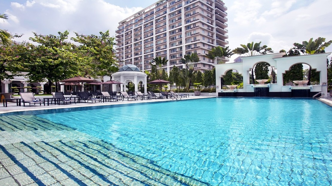 1/16  Hotel Istana - Malaysia