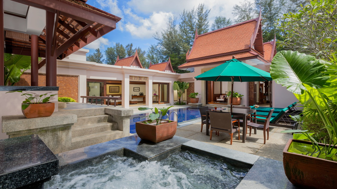 1/14  Signature Two Bedroom Pool Villa at Banyan Tree Phuket - Thailand