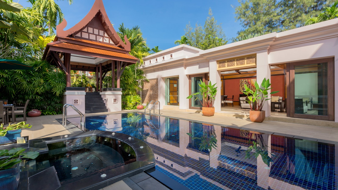 Grand Two Bedroom Pool Villa