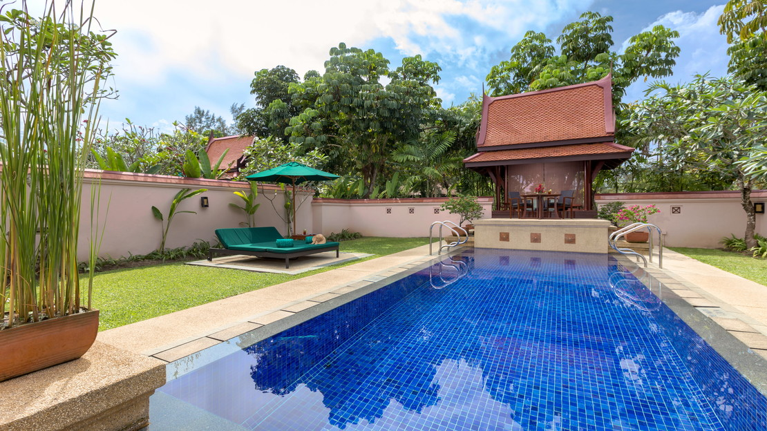 Signature Pool Villa
