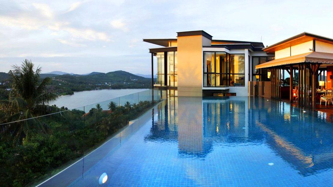 1/8  Cape Panwa Hotel  - Thailand