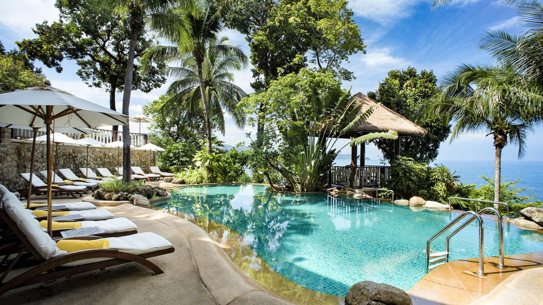 1/25  Centara Villas Phuket - Thailand