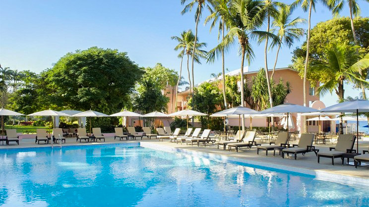 1/6  Fairmont Royal Pavilion - Barbados