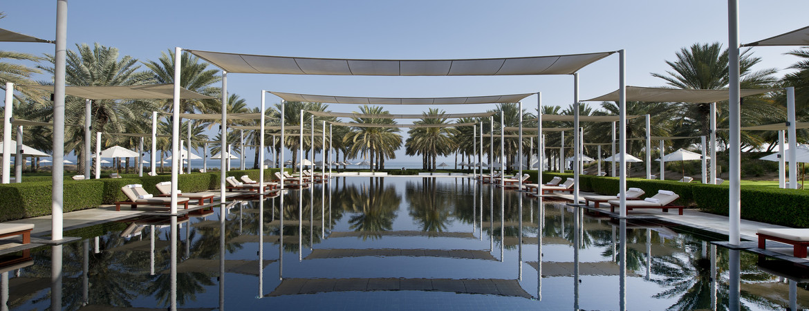 1/13  The Chedi Muscat - Oman
