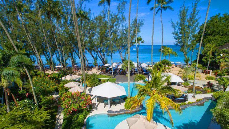 1/6  Colony Club by Elegant Hotels - Barbados