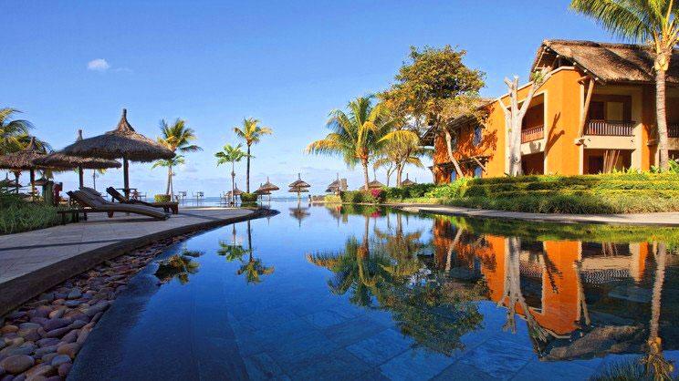 1/12  Heritage Awali Golf and Spa Resort - Mauritius