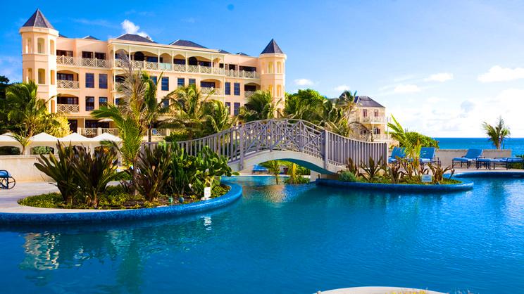 1/10  The Crane - Barbados