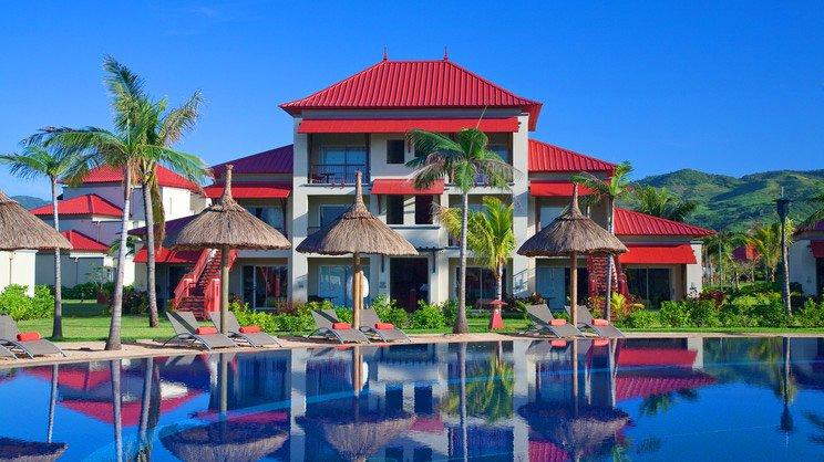 1/11  Tamassa Resort, Mauritius