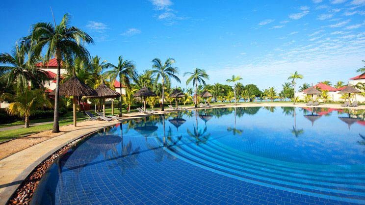 1/11  Tamassa Resort - Mauritius