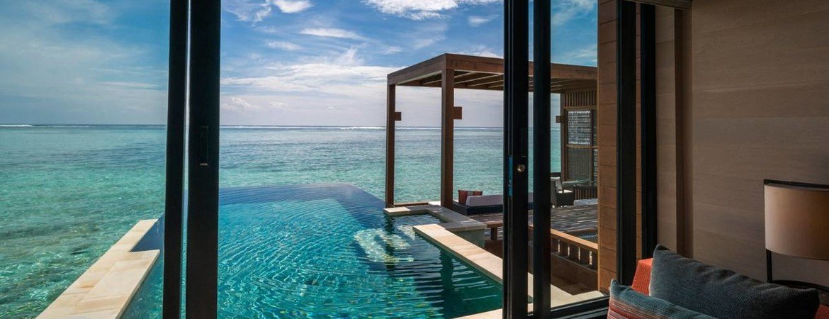 1/13  Four Seasons Resort Kuda Huraa - Maldives