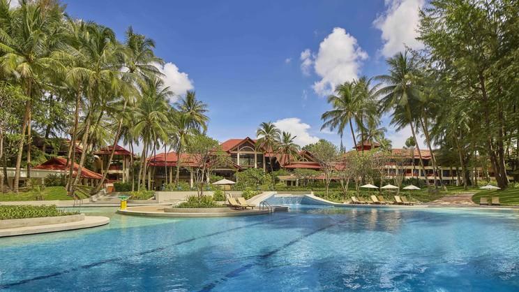 1/13  Dusit Thani Laguna Phuket - Thailand