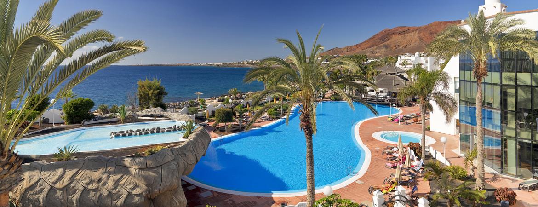 1/15  H10 Timanfaya Palace -  Lanzarote