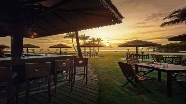 Shangri La Rasa Ria Resort and Spa