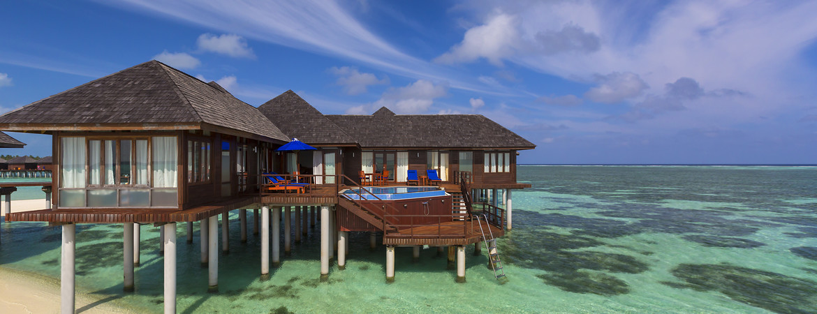 1/21  Olhuveli Beach & Spa Resort - Maldives