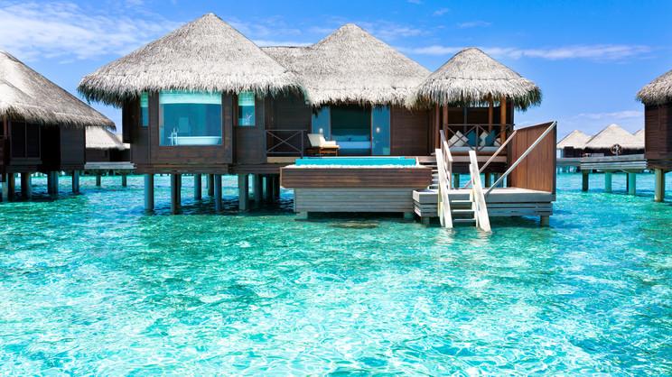 1/16  Huvafen Fushi Resort - Maldives