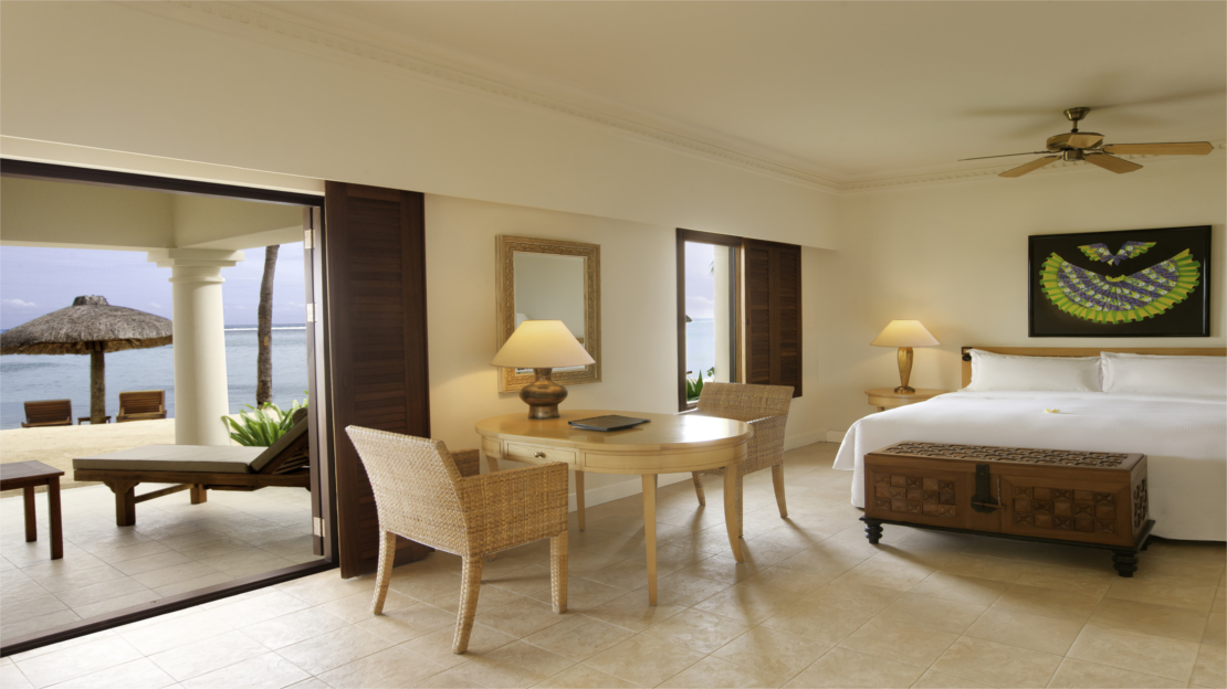 King Junior Suite - Direct Beach Access